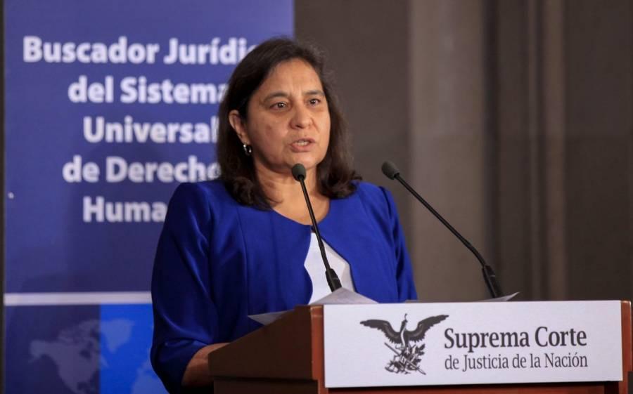 Leticia Bonifaz, la mexicana que forma parte del Cedaw en la ONU