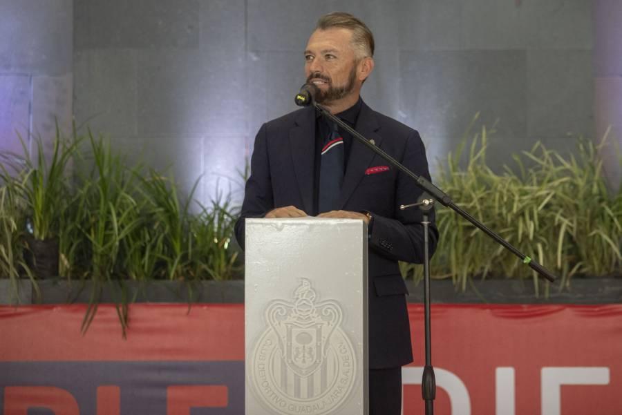 José Luis Higuera, exdirectivo de Chivas, es investigado por Hacienda