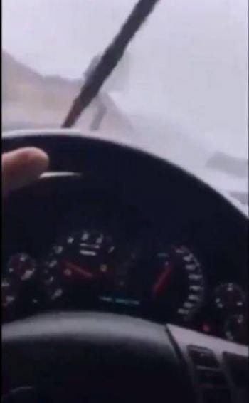Video: transmitió su muerte en vivo; conductor se accidentó en la Tecate-Mexicali