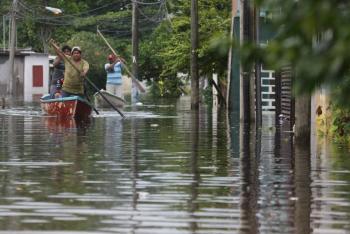 Incrementa a seis el número de fallecidos en Tabasco por inundaciones