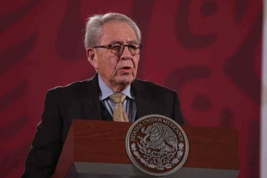 En control pandemia en todo el país, asegura Jorge Alcocer
