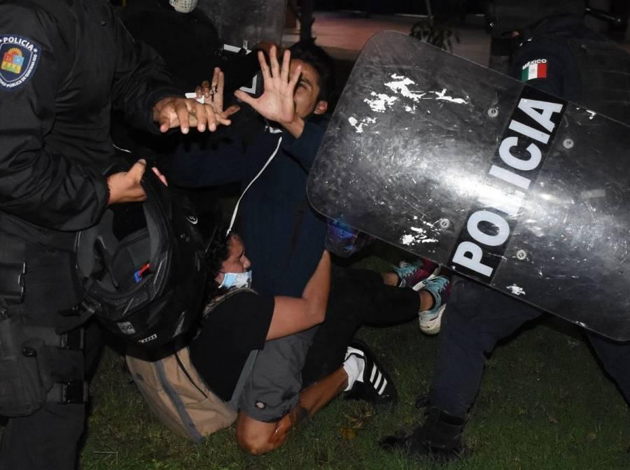 Subsecretaría de Derechos Humanos reprueba agresiones contra periodistas en Cancún