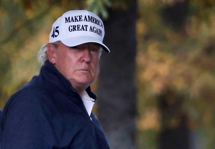 Trump buscaría ser candidato presidencial en 2024