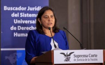 Leticia Bonifaz, en la CEDAW de la ONU