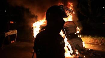 En Colombia mueren 8 jóvenes en estación policiaca, denuncian abusos