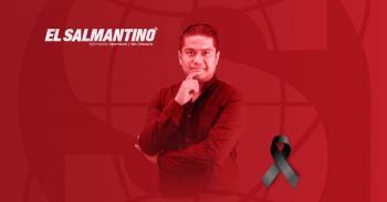 Despiden familiares al periodista Israel Vázquez, asesinado en Guanajuato