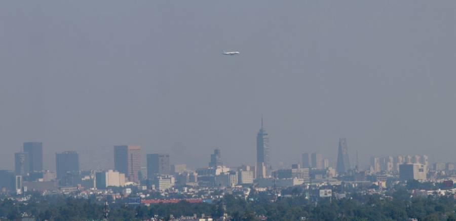 Por incremento de ozono, endurecerán Hoy No Circula en Zona Metropolitana del Valle de México