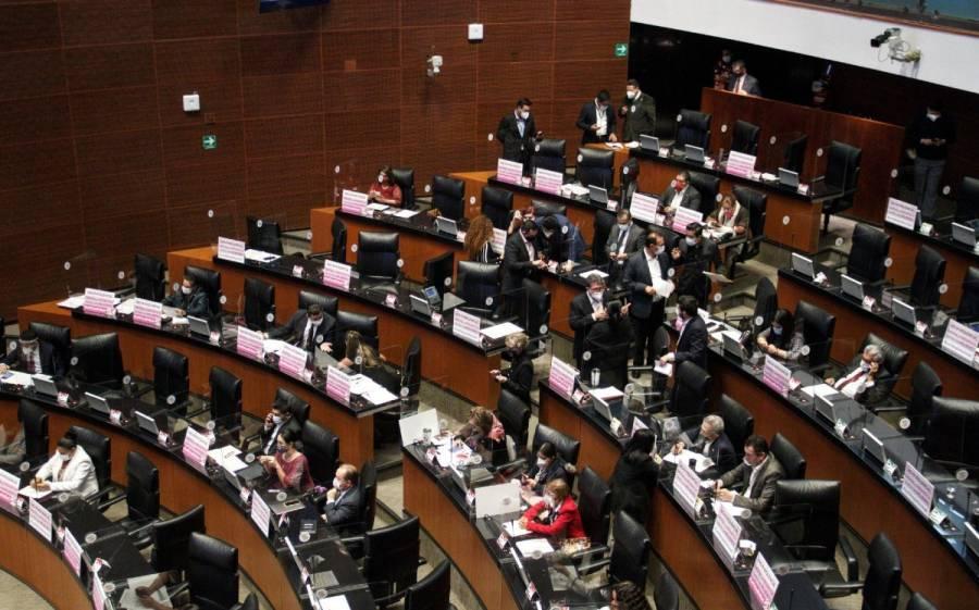Senado asegura que no corresponde al INE el acuerdo de paridad de género en gubernaturas