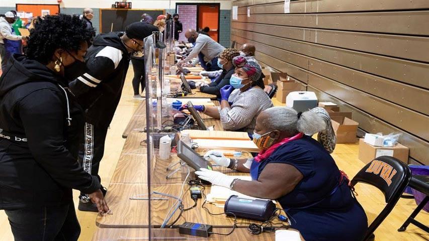 Habrá auditoría de resultados electorales en Georgia, EE. UU.
