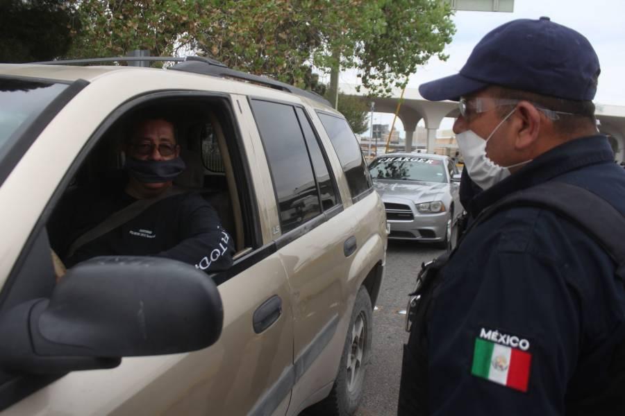 Congreso de Chihuahua bloquea ley de Javier Corral sobre cubrebocas