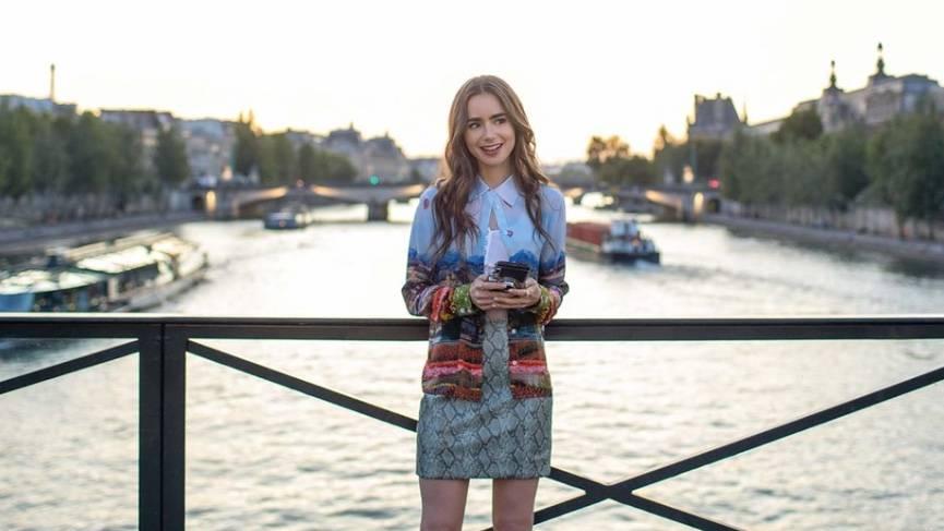 """""""Emily en París"""" tendrá segunda temporada"""