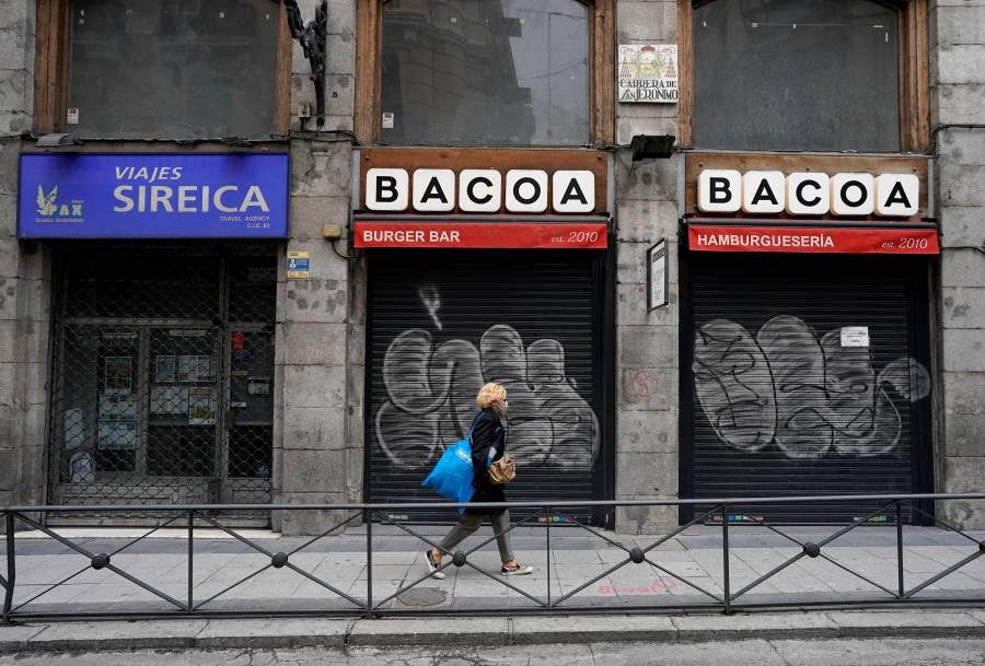 España registra mayor cifra de  muertes de la segunda ola