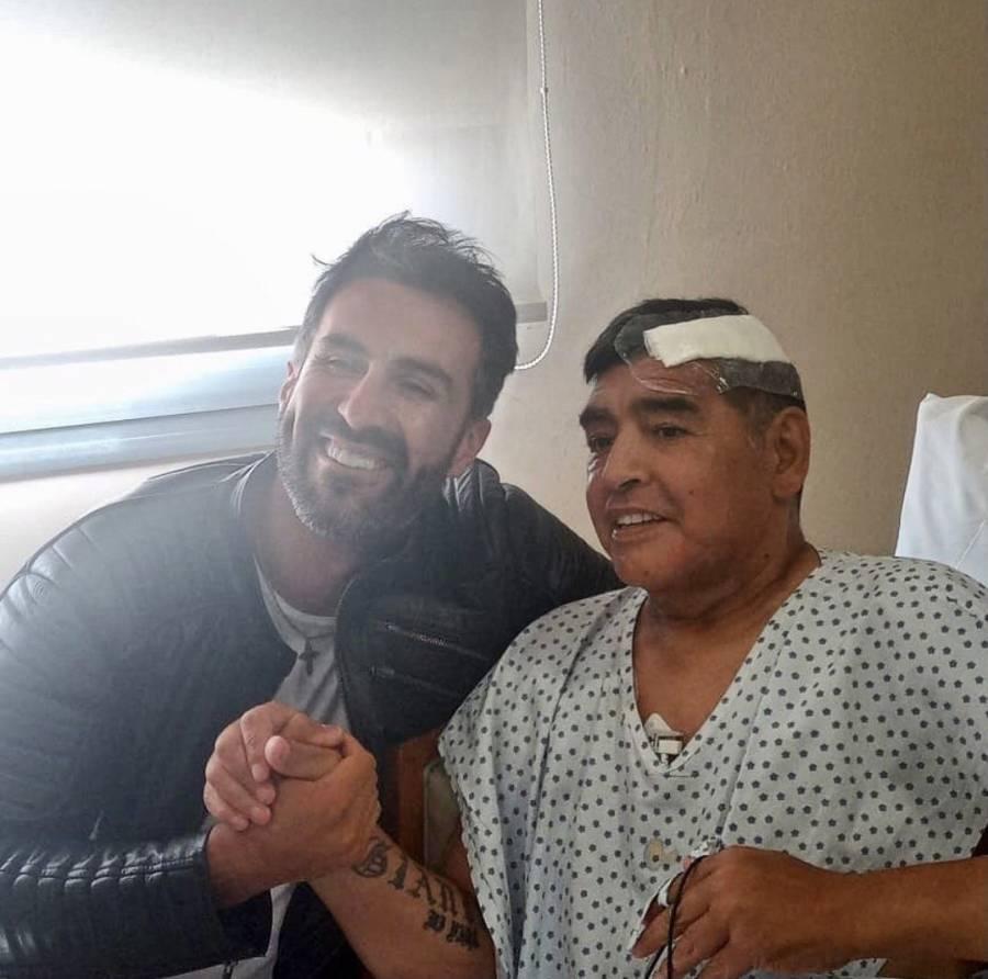Dan de alta a Diego Armando Maradona; lo acompañará su familia