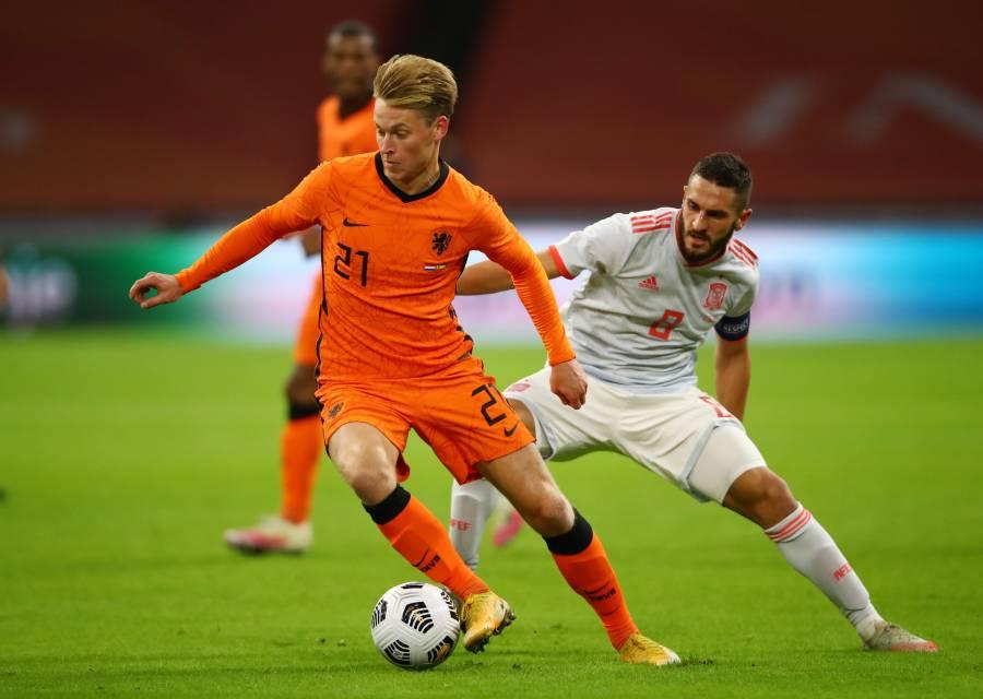 Holanda y España firman el empate en Ámsterdam