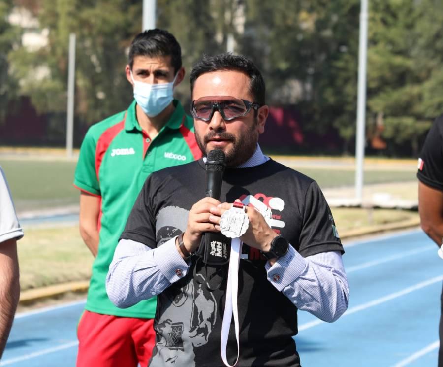 Alcaldía Miguel Hidalgo anuncia medio maratón virtual