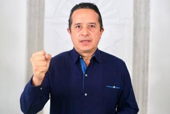 Carlos Joaquín ofrece disculpas por represión en Cancún; anuncia cursos de género