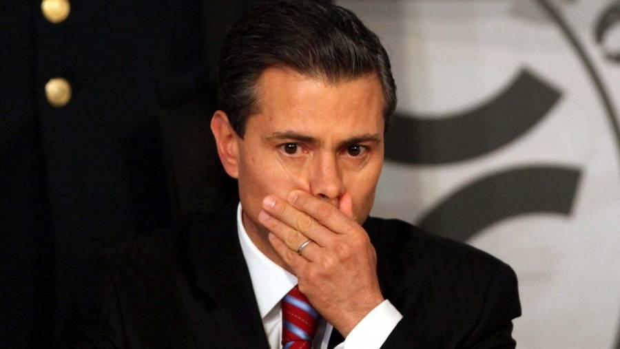 FGR acusa a Enrique Peña Nieto de traición a la patria