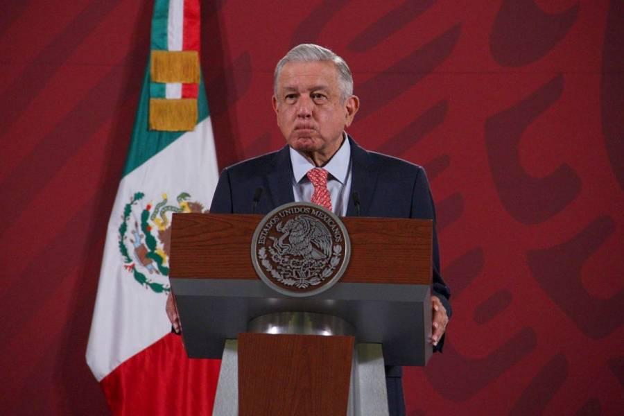 Guanajuato, sin pacificarse, asegura AMLO