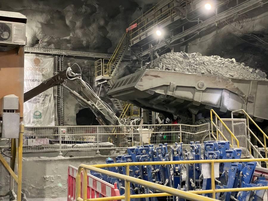 Producción industrial estancada: Inegi