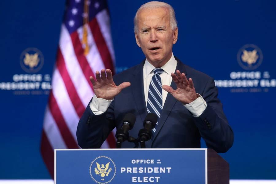 Joe Biden ignora a Donald Trump y avanza con equipo de Gobierno