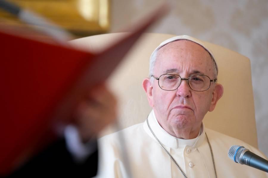 Papa refrenda solidaridad  con víctimas de pederastia