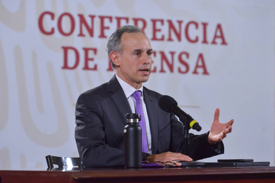 México reporta 991 mil 835 casos de Covid-19 y 97 mil 56 fallecidos