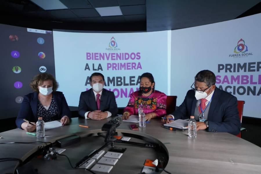 """Gerardo Islas: """"Fuerza por México es lo que requiere el país"""""""