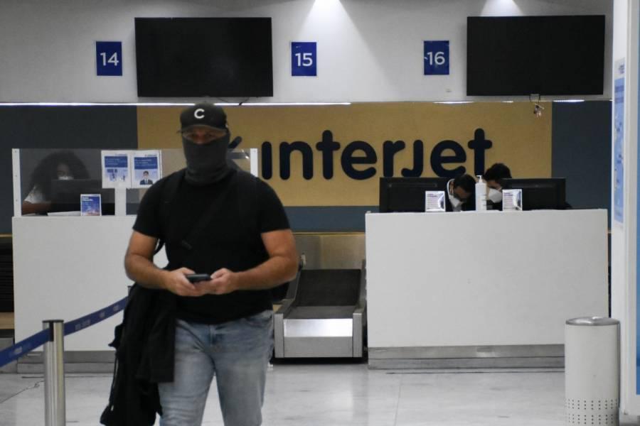 Interjet está en crisis, esperamos no sea otra Mexicana: SCT