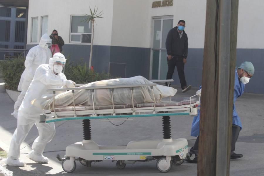 SE INCREMENTAN LAS HOSPITALIZACIONES EN LA CIUDAD POR COVID
