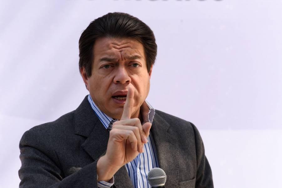 """""""Morena, antídoto al Tumor de los conservadores"""": Mario Delgado"""