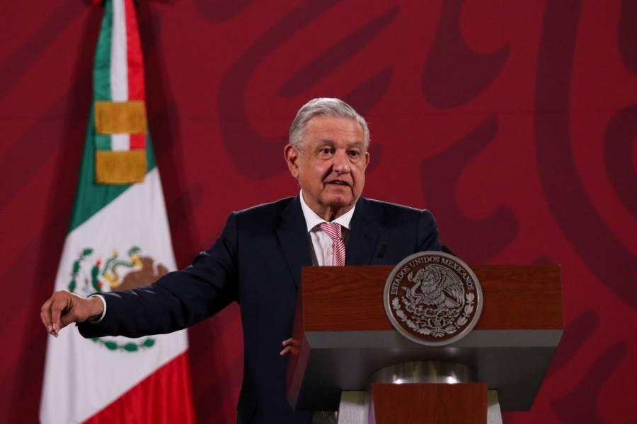 AMLO: México no es pelele de gobiernos extranjeros