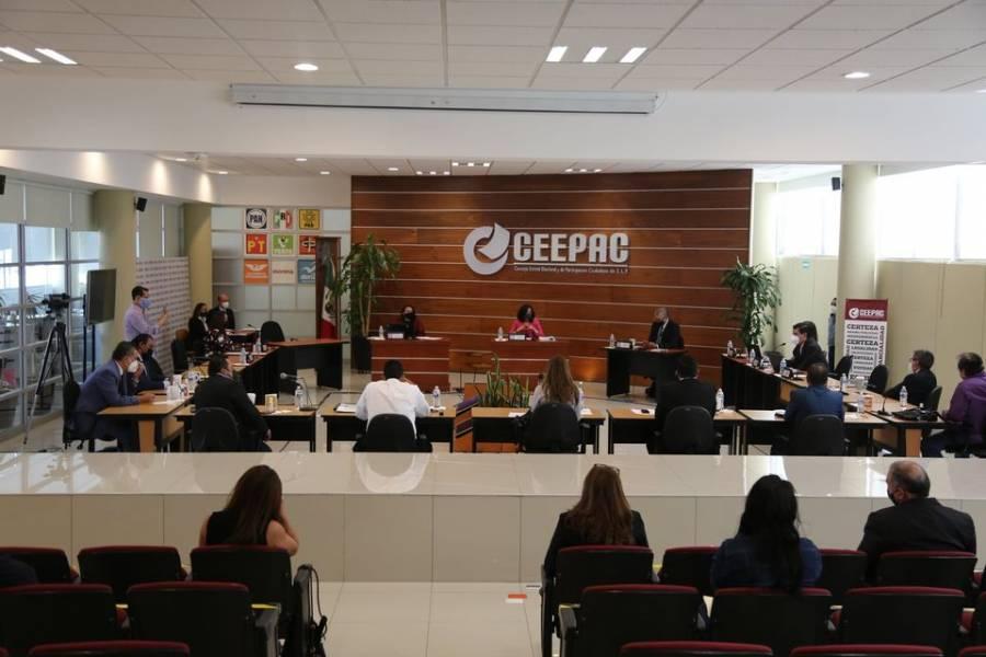 Confirma Mario Delgado alianzas en SLP y Guerrero