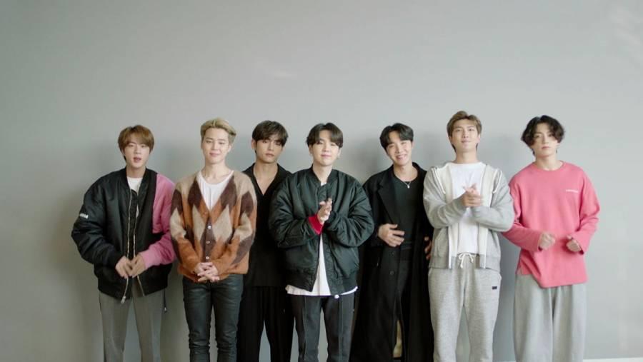 BTS celebrará Año Nuevo con primer concierto desde inicio de pandemia
