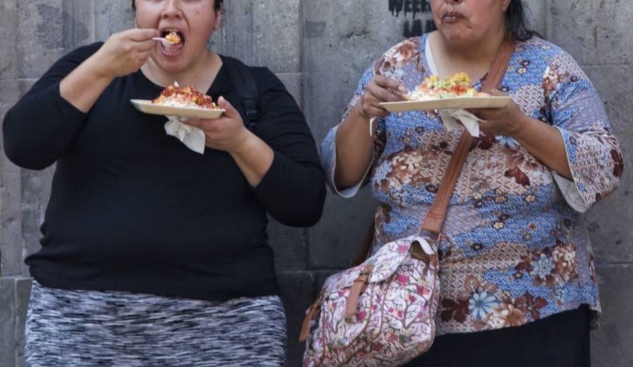 Por obesidad fallecen 48% de pacientes de Covid