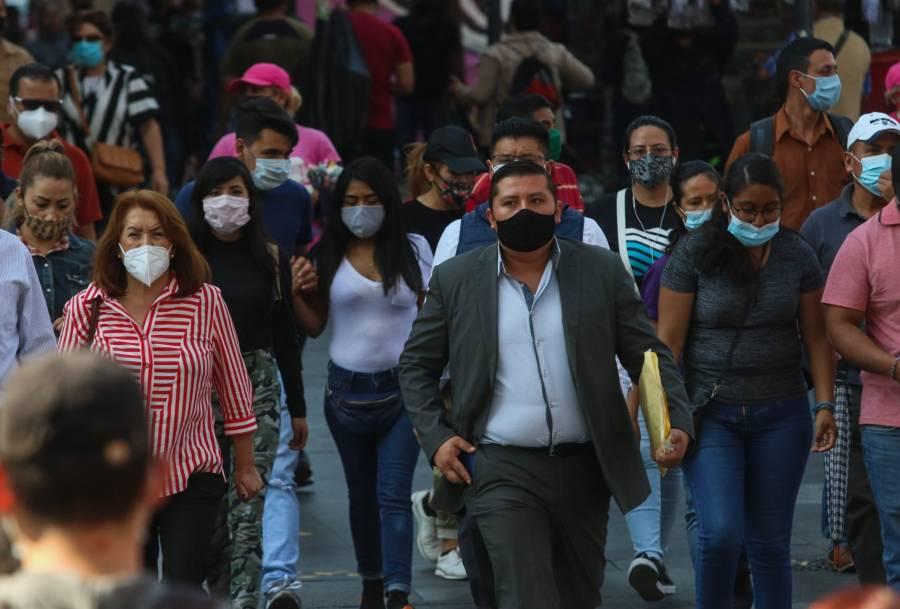 LA CIUDAD DE MÉXICO SE ACERCA A SEMÁFORO ROJO