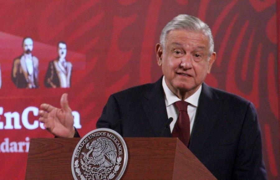 """""""Los del INE se rayaron, sí les alcanza para elección y consulta"""", asegura AMLO"""