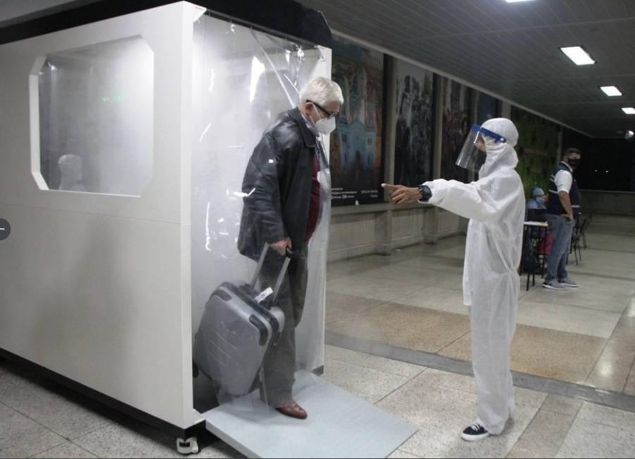 España pedirá prueba negativa de Covid-19 a visitantes