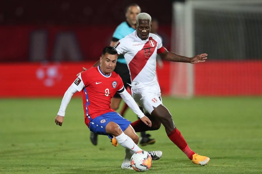 Chile logra su primer victoria en las eliminatorias para Qatar 2022