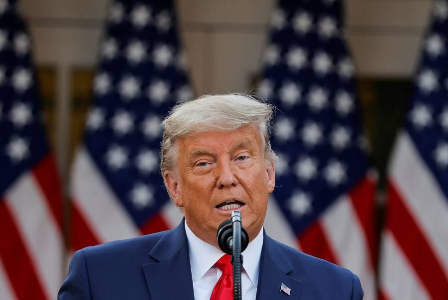 """Donald Trump sigue esperanzado: """"Nunca apuesten en mi contra"""""""