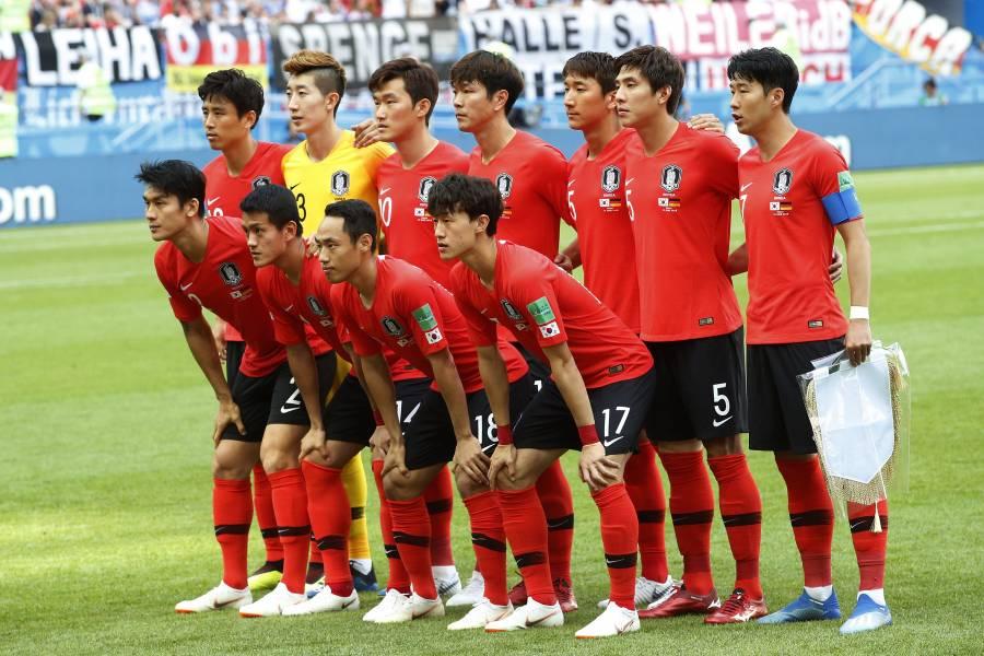 Reportan positivos a Covid-19 en Corea del Sur, a horas de enfrentar al Tri