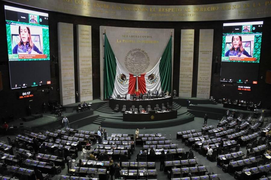 Diputados aprueban en lo general y particular el Presupuesto de Egresos 2021