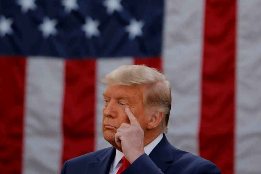 Donald Trump: Casa Blanca dotará de vacuna vs Covid-19 a todo EEUU, menos Nueva York