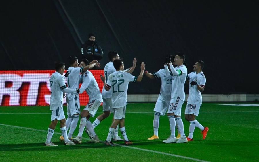 Selección Mexicana remonta y vence 3-2 a Corea del Sur