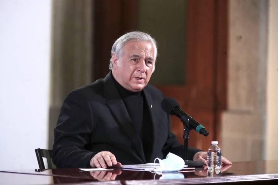 Miguel Torruco, secretario de Turismo, da positivo a COVID-19
