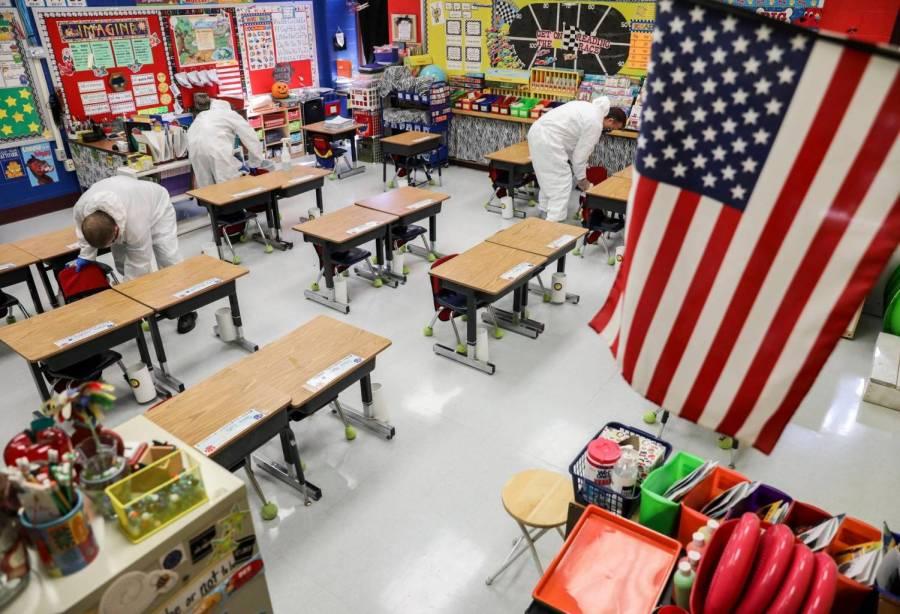 Nueva York relajaría medidas ante Covid-19 para permitir que escuelas continúen abiertas