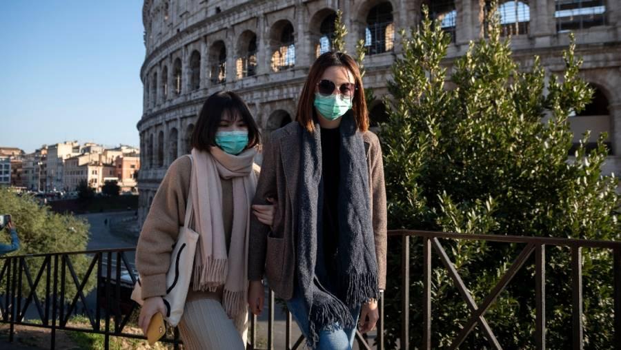 Italia registra nueva cifra récord de contagios y fallecimientos por Covid-19