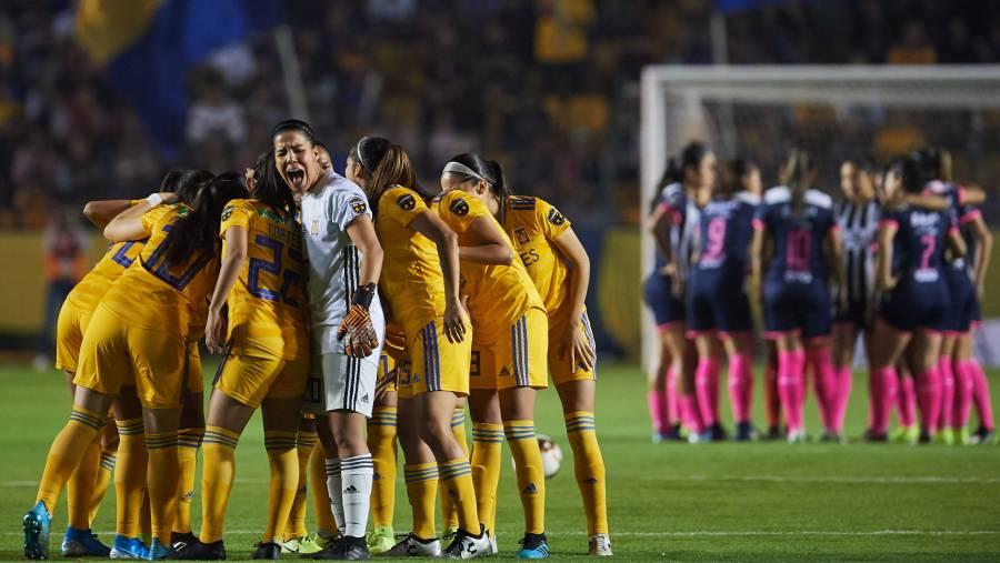 Quedaron definidos los equipos que jugarán la liguilla en la Liga MX Femenil