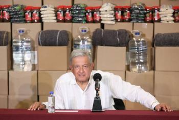 López Obrador recomienda a Roberto Sandoval que enfrente acusaciones en su contra