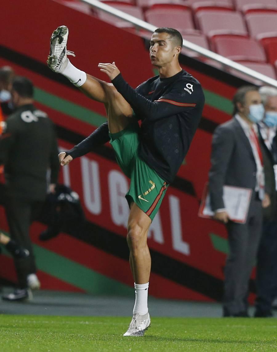 Cristiano Ronaldo aguanta hasta el 2026 jugando fútbol