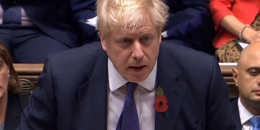 En aislamiento Boris Johnson luego de tener contacto con una persona con Covid-19